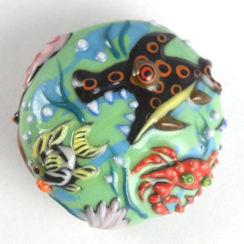 www.joanmiller.com Porcelain Bead